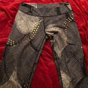 Unique patterned Fabletics leggings